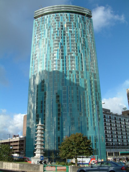 The Impressive Beetham Tower Development by Andrew Kay