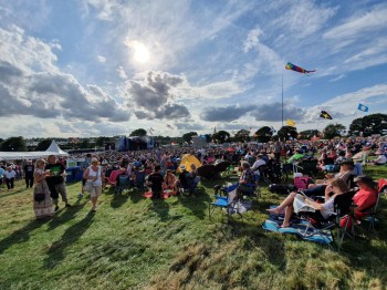 Cropredy Festival 8th & 9th August 2019 – Thank you WAITS!!
